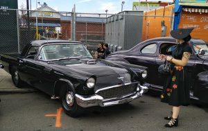 Retro Car.  Show. Coney Island Brooklyn, New York. 2016 #carshow #coneyisland #cars