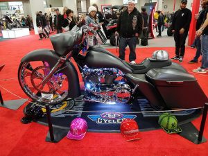 Progressive International Motorcycle Show NYC 2017